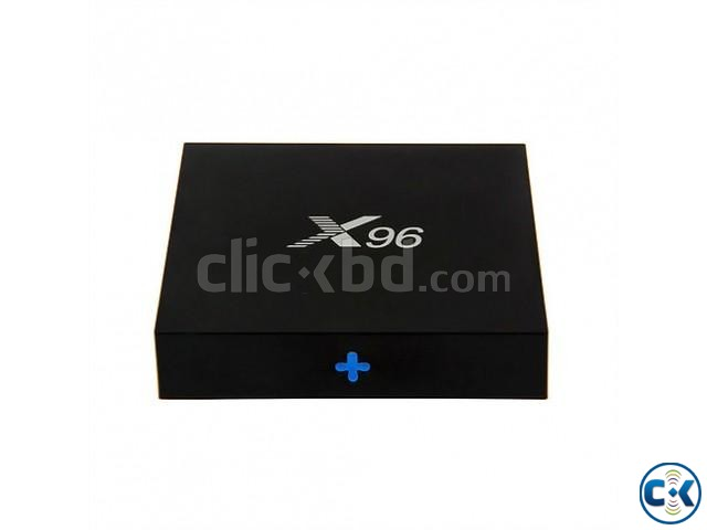 X-96 Android Smart TV Box 2GB 16GB 64Bit | ClickBD large image 0