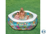 New INTEX Ocean Reef Inflatable Swimming Pool