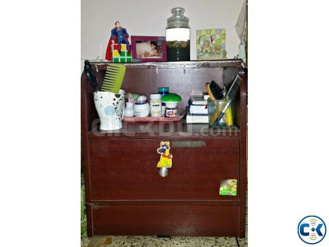 OTOBI bedside table urgent sell  | ClickBD large image 0
