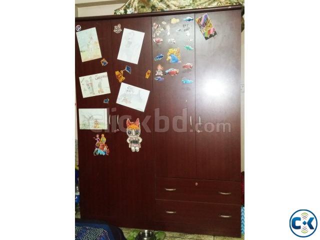 OTOBI cupboard urgent sell  | ClickBD large image 0