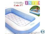 Inflatable Intex Baby Bath Tub Code 377