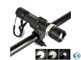 Rechargeable Powerful By Cycle torch light
