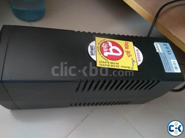 UPS 650VA POWER PAC | ClickBD large image 0
