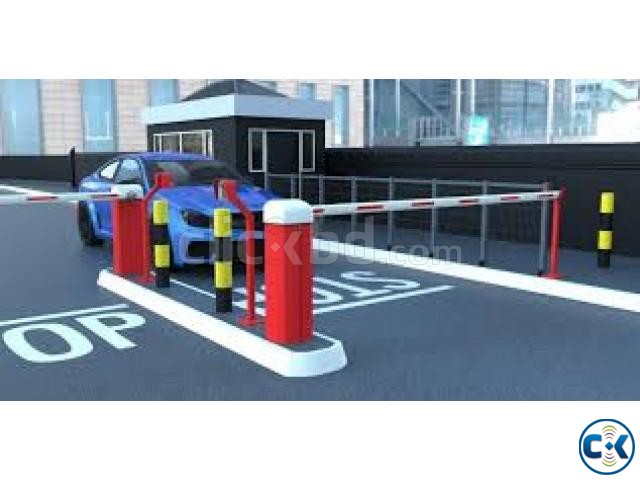 CAR PARKING BARRIER | ClickBD large image 0