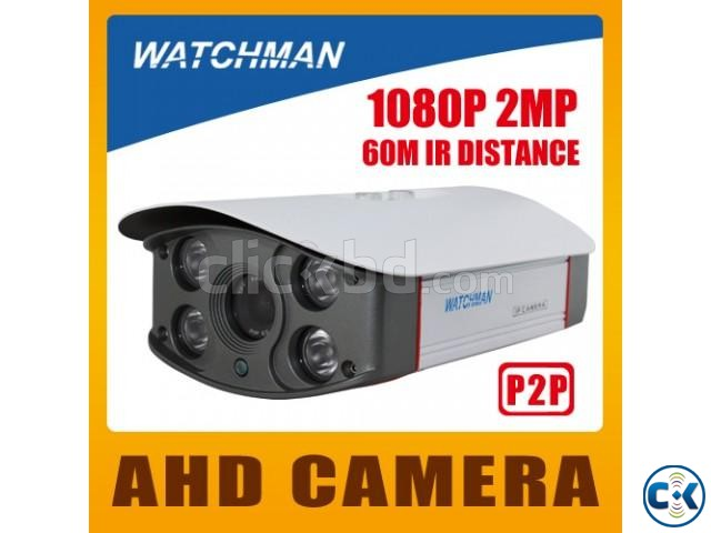 Watchman CC Camera | ClickBD large image 0