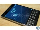 Brand New Blackberry Passport Silver Edition 1 Yr Warranty