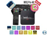 MXQ Pro 4K Android 6.0 Smart tv box