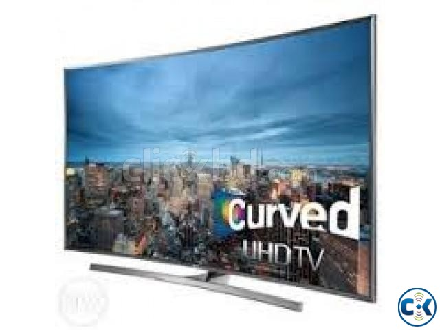 SAMSUNG JU6600 65 4k CURVED SMART TV | ClickBD large image 0