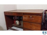 ORIGINAL CHITTAGONG TEAK SAGUN OFFICE COMPUTER TABLE
