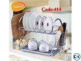 2 Layer Kitchin rack