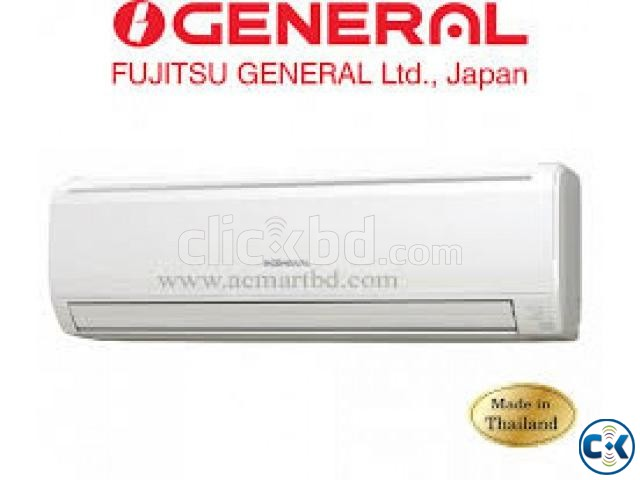 Fujitsu O General 1.5 Ton Split Type Air Conditioner | ClickBD large image 2