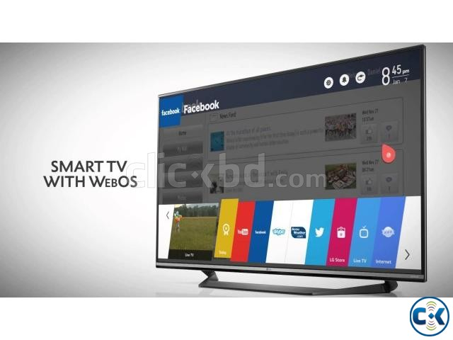 LG 70 UF770 4K smart led tv in low cost | ClickBD large image 0