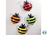 Pack of 2 Children s Bee Shaped Toothbrush Holder 2pc