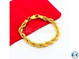 Gold Plated Bracelet Full.