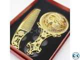 Royal Decoration Comb and Mirror