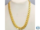 Gold Plated Chain for Men