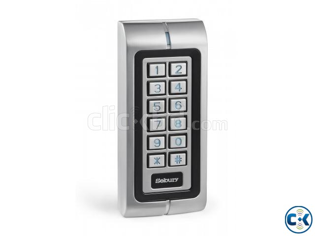 Best quality metal access control device Model K2 | ClickBD large image 0