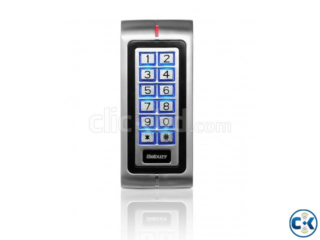 Best quality metal access control device Model K2 | ClickBD large image 1