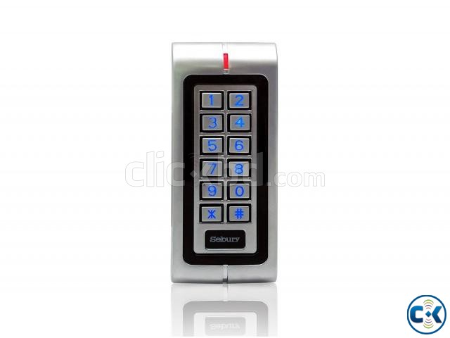 Best quality metal access control device Model K2 | ClickBD large image 2