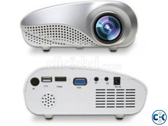 Philips Multimedia Projector TV card | ClickBD large image 0