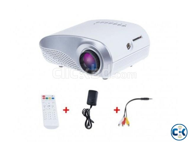 Philips Multimedia Projector TV card | ClickBD large image 2