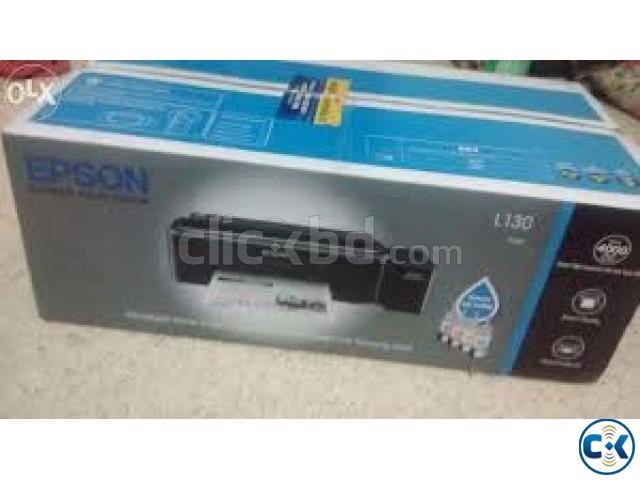 Epson L130 | ClickBD large image 0
