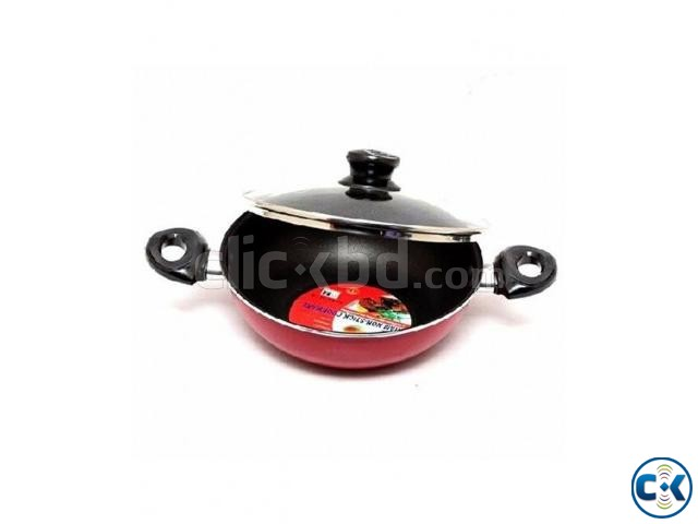 Non Sticky Cookware -Size 26cm | ClickBD large image 0