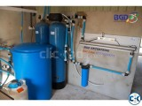Whole House Water Treatment Plant