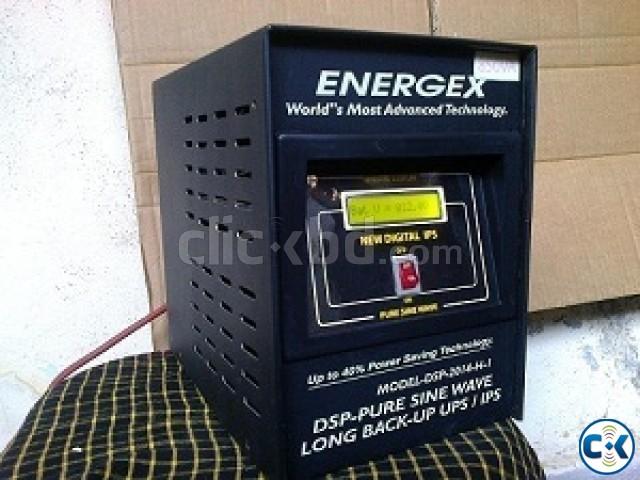 Energex Pure Sine Wave UPS IPS 1200VA 5yrs WARRENTY | ClickBD large image 0