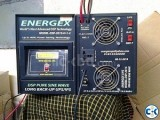 Energex DSP Pure Sine Wave UPS IPS 2KVA 5.yrs WARRENTY
