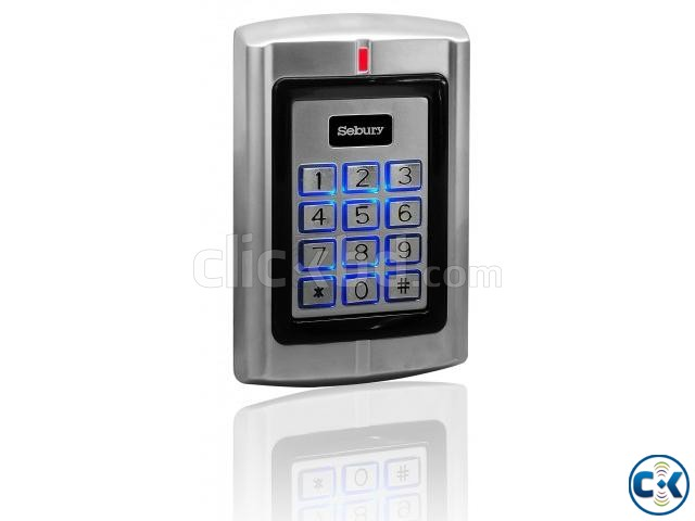 Standalone metal access control device model BC2000 | ClickBD large image 1