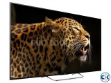 65''Sony W850C Wi-Fi Internet FHD 3D Android TV''