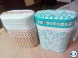 Baby tiffin box for keep hot food.