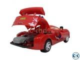 Red Anti Terrorism Kids Car
