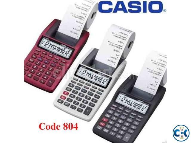 Casio Printing Calculator | ClickBD large image 0