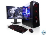 Computer Full Set i3 3.06ghz 2000GB 4GB
