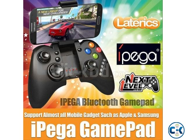 iPEGA PG-9021 Bluetooth Wireless Game pad | ClickBD large image 0