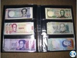 Hi Quality Banknote Albam