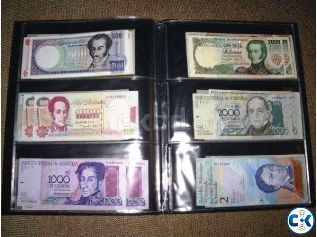 Hi Quality Banknote Albam | ClickBD large image 0