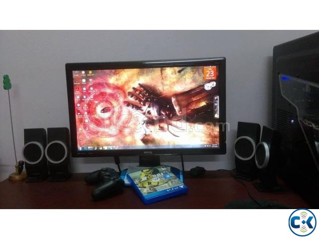 BenQ 22 Inch Monitor | ClickBD large image 0