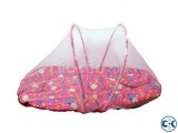 Baby mosquito net bed pillow With carry bag