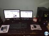 Full setup for sell