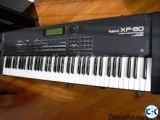 Roland xp80 Like Brand New