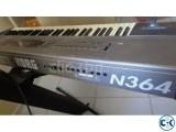 Korg N364 Like brand new