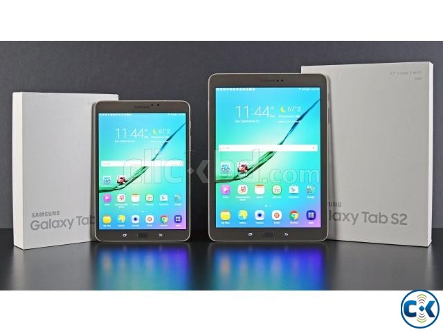 Brand New Samsung Galaxy Tab S2 8 Sealed Pack 1 Yr Wrrnty | ClickBD large image 1