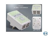 USB Power Adapter with 4port USB Power Port CT46X-UNI