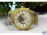 Versace Date Function Watch