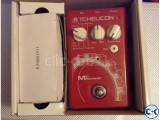 TC Helicon Mic Mechanic Vocal Professor- Sing like a pro