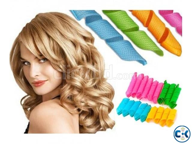 Magic Hair Styling Roller-  | ClickBD large image 0