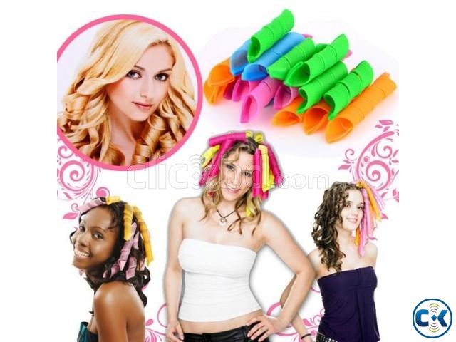 Magic Hair Styling Roller-  | ClickBD large image 1